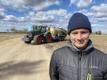 Põllutöödega on OÜ-s Viraito juba ammu algust tehtud.