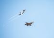 Itaalia õhuväe hävitajad F-35 Lightning II saabusid Ämarisse.