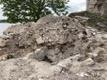 Археологические раскопки на территории Васкнарвской крепости.