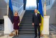 Кая Каллас посетила Украину.