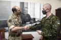 Сменился командующий передовыми силами НАТО в Эстонии.