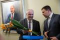 Henn Põlluaas' portait was unveiled in the Riigikogu on June 10.