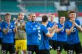 Jalgpalli Balti turniir: Eesti – Läti