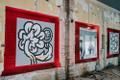 Фестиваль уличного искусства в Тарту.