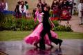 Anija mõisapargis toimus kogupere tantsupäev