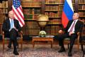 Presidendid Joe Biden ja Vladimir Putin kohtusid Genfis.