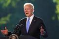 USA president Joe Biden kohtumise järgsel pressikonverentsil.