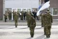1. jalaväebrigaadi ülema vahetustseremoonia