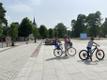 Обновленная площадь Вабадузе в Вильянди.