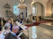 Võidupüha jumalateenistus Paide kirikus
