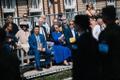 Парад в честь Дня победы в Пайде.