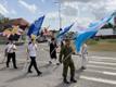 Maakaitsepäeva tähistamine Lääne-Virumaal Väike-Maarjas.