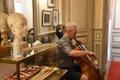 Eesti muusikud valisid Pariisis hinnalisi pillipoognaid