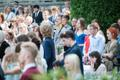 President's reception for high school and university graduates.