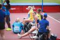 Первый день молодежного чемпионата Европы по легкой атлетике.