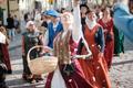 Tallinn Medieval Days' opening procession on Thursday.