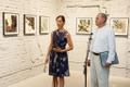Budapesti avati Paul Kuimeti näitus
