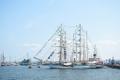 Ships at Tallinn's Lennusadam and Noblessner for Sail Tallinn.