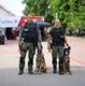 Politseitöö ja korra tagamine Rally Estonial.