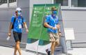 Estonia's Olympic quadruple sculls team starts training in Tokyo.