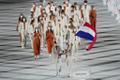На Олимпиаде в Токио зажжен Олимпийский огонь.