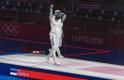 Katrina Lehis võitis Tokyo olümpiamängudel pronksmedali