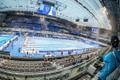 Kregor Zirk 200 m vabaltujumise poolfinaalis