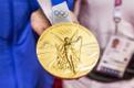 Tokyo olümpiamängude kuldmedal