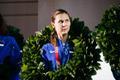 Завоевавшие олимпийское золото эстонские шпажистки вернулись на родину.