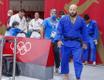 Grigori Minaškin at the Tokyo Olympics.
