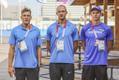Maicel Uibo, Karel Tilga ja Johannes Erm Tokyo olümpiamängudel