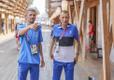 Tiidrek Nurme ja Roman Fosti Tokyo olümpiamängudel