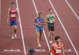 Rasmus Mägi pääses Tokyo olümpiamängudel 400 meetri tõkkejooksu finaali