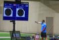 Peeter Olesk olümpia kiirlaskmise kvalifikatsioonis, 2. päev