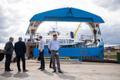 Parvlaeva Tõll remont BLRT-s