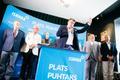 11 августа партия Isamaa представила кандидата в мэры Таллинна - Урмаса Рейнсалу.