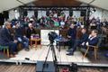 Europarlamendi saadikute debatt Arvamusfestivalil.
