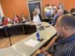 Narva linnavolikogu istung.