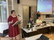 Narva linnavolikogu istung, Katri Raigi tänukõne.