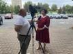 Narva linnavolikogu istung, Katri Raigi intervjuu.