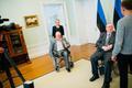 Eesti peaministrid Stenbockis