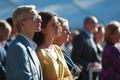 President Kersti Kaljulaidi vastuvõtt Kadrioru roosiaias