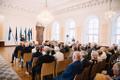 XIV riigikogu ja 20. Augusti Klubi pidulik ühisistung