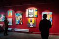 Kristi Kangilaski näituse
