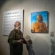 Pärnu linnagaleriis avati Lembit Sarapuu ülevaatenäitus