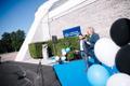 Открытие гостевого центра Таллиннского певческого поля.
