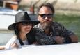 Algas 78. Veneetsia filmifestival. Fotol näitlejad Maggie Gyllenhaal ja Peter Sarsgaard.