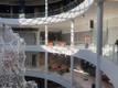T1 kaubanduskeskuses seisab enamik ruume tühjana.