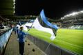 Estonia v Beligum World Cup Qualifier at the A. le Coq Arena, September 2 2021.