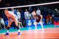 ЧЕ по волейболу: Эстония - Словакия.